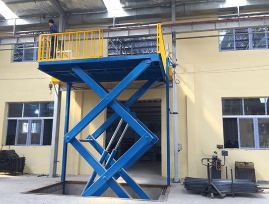 Fixed Scissor Lifts made in china4.jpg