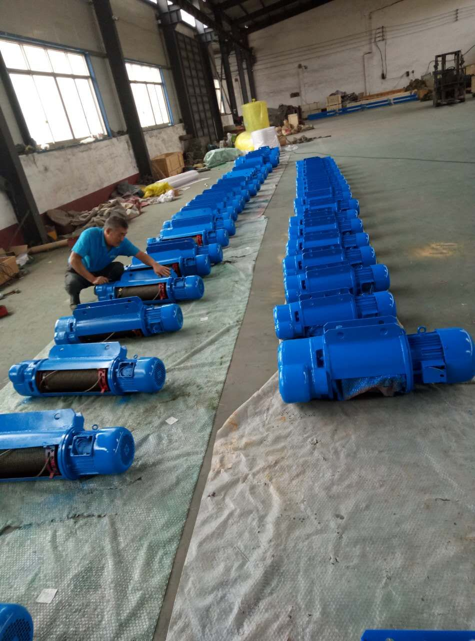 Site photos of CD1/MD1 electric wire rope hoists2.jpg