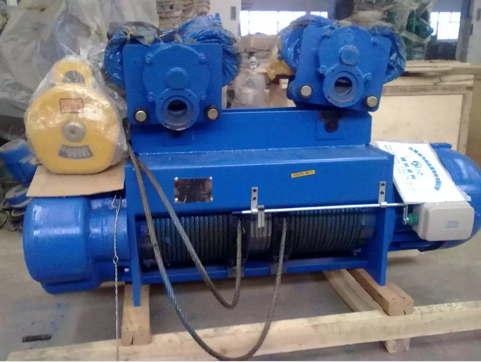 HC/HM Electric Wire Rope Hoists Made in China3-8.jpg