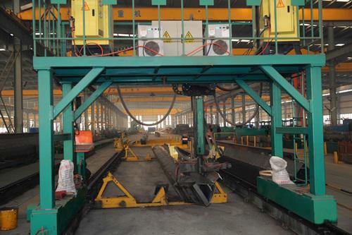 single girder overhead crane 10T-S6m, H8m-5.jpg
