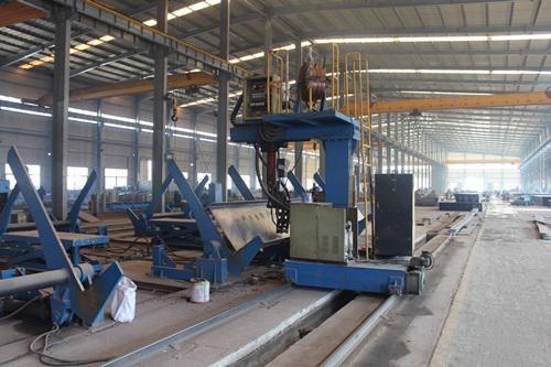 single girder overhead crane 10T-S6m, H8m-6.jpg